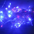 20m 200led led string light  8color US/EU AC110/220V wedding partying christmas tree decoration lights christmas light