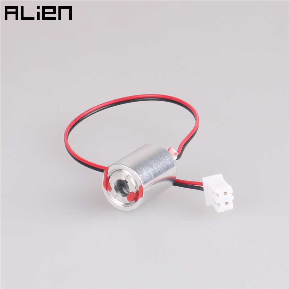 ALIEN 15*12mm 650nm 100mW Red Laser Diode Module for ALIEN Outdoor Laser ODS ODF MODF Series Indoor Laser D DA RO R N Series-in Stage Lighting Effect from Lights & Lighting