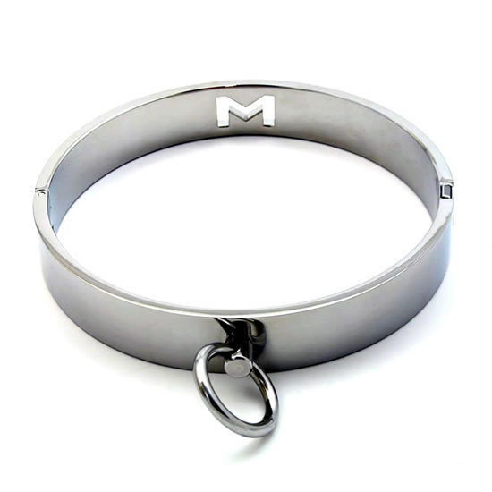 100% Stainless steel metal collar female sex slave collar adult sex toys,sexy collar ring fetish bondage,sex adult collars