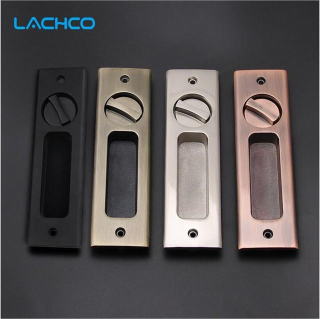 Sliding Door Lock Interior Bathroom And Lavatory Lock Hook Invisible Move  Door Lockset DL17002