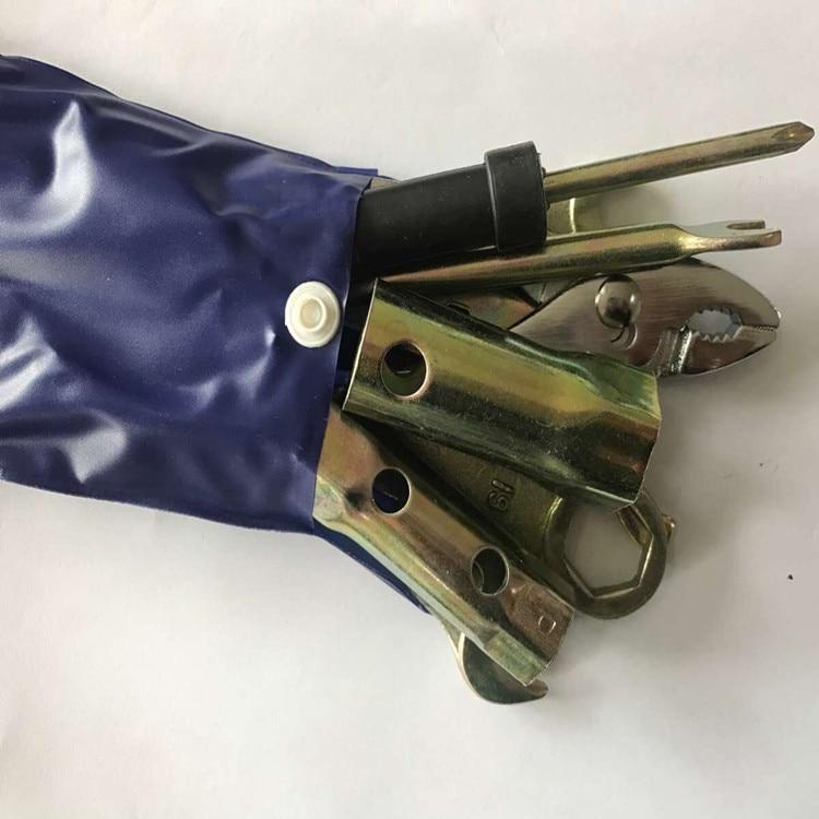 YOFE 9 шт. комплект ручного инструмента для Инструменты для ремонта автомобилей комплект Scewdriver плоскогубцы торцевой ключ инструмент ремонт м...