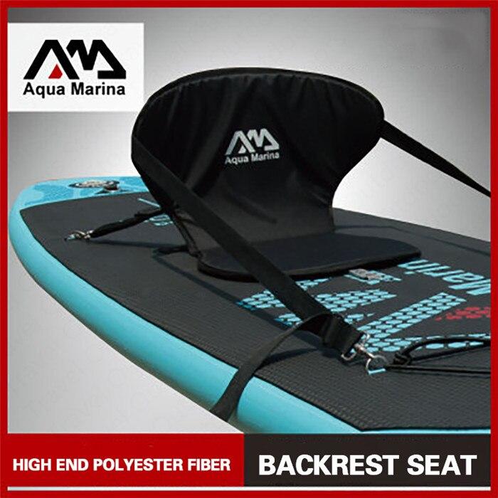 Accessoire de planche de surf AQUA MARINA siège de dossier pour planche de surf gonflable SUP Adaptation de Kayak gonflable pour brise, vapeur, vue