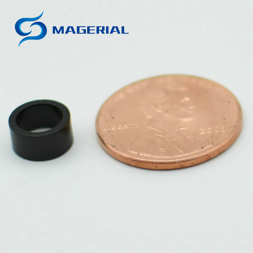 24-2000pcs Bonded NdFeB Magnet with 4 Poles Ring OD 8x6x4 mm Neodymium Permanent Diametrically Magnetized Magnets Epoxy Plated 1 pack diametrically ndfeb magnet ring diameter 9 53x3 18x3 18 mm 3 8 1 8 1 8 tube magnetized neodymium permanent magnets