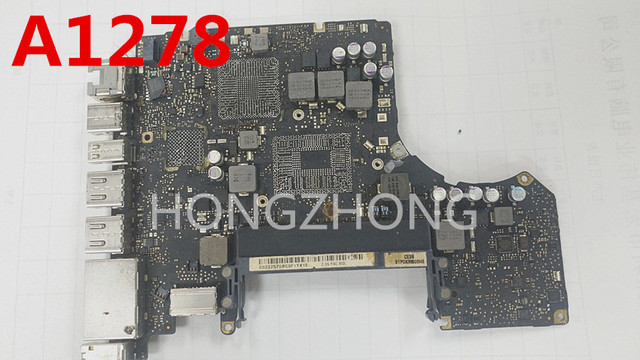 "2012years Faulty Logic Board For repair 13"" A1278 repair 820 3115 B 820 3115 MD101 MD102 820 3115 Presented a smc stencil"
