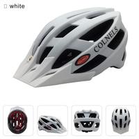 COLNELS Bike Helmet Matte Black Men Women Cycling Helmets MTB Mountain Road Road Bicycle Helmets Casco