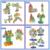 176 unids/lote Modelos Magnéticos Bloques de Construcción de Juguetes DIY 3D Diseñador Magnética Aprendizaje Ladrillos Niños Juguetes Educativos Con la Caja y Regalos