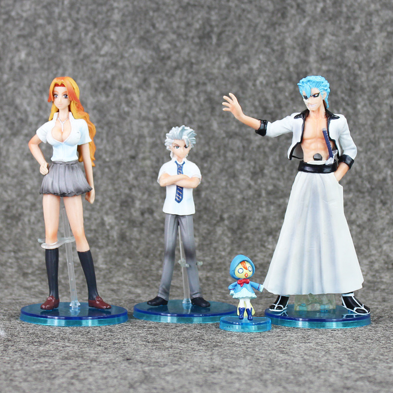 Bleach Action Figures for sale 4 right