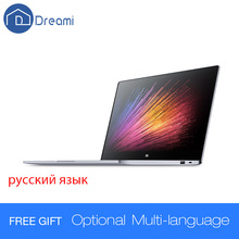 Dreami Russian Warehouse Original Xiaomi Mi Notebook Air 12.5 Inch Intel Core M3-6Y30 CPU 4GB 128GB  SATA SSD Laptop Windows10