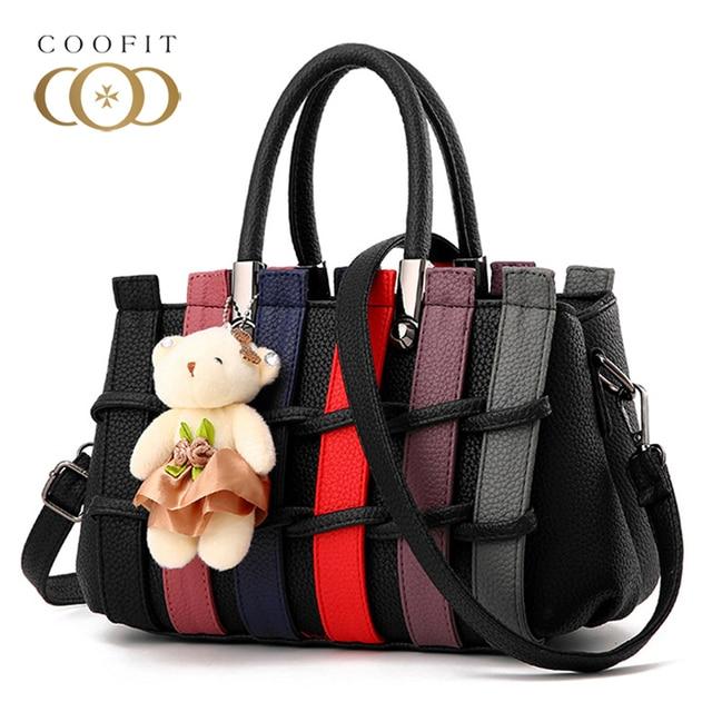 6e329dbb24 Coofit filles tissé vignes sac à main coloré réglable bandoulière sac  cartable unique sac à bandoulière