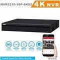 DaHua 16 Channel 1U 4K Network Video Recorder NVR5216-16P-4KS2 16 PoE Ports H.265 NVR
