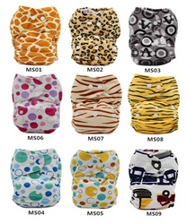 Baby nappies newborn adjustable washable nappy cover reusable nappies baby short plush cloth diapers nb028.jpg 250x250