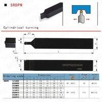 כלי קרביד כלי cnc MZG SRDPN2525M08 CNC קרביד והתוספות 25mm 20mm ארבור מפנה חיצוניים בר קאטר מחרטה משעמם כלי מוצמדים פלדה Toolholder (5)