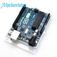 10pcs UNO R3 ATMega328P Arduino UNO R3 ATMega328 Official Genuine With Cable Free Shipping