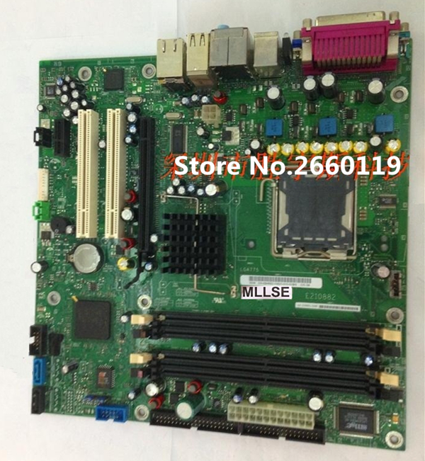 Desktop mainboard for 4700 DH682 0DH682 CN-0DH682 E210882 motherboard Fully tested for 7010mt 9010mt yxt71 0yxt71 cn 0yxt71 server motherboard fully tested