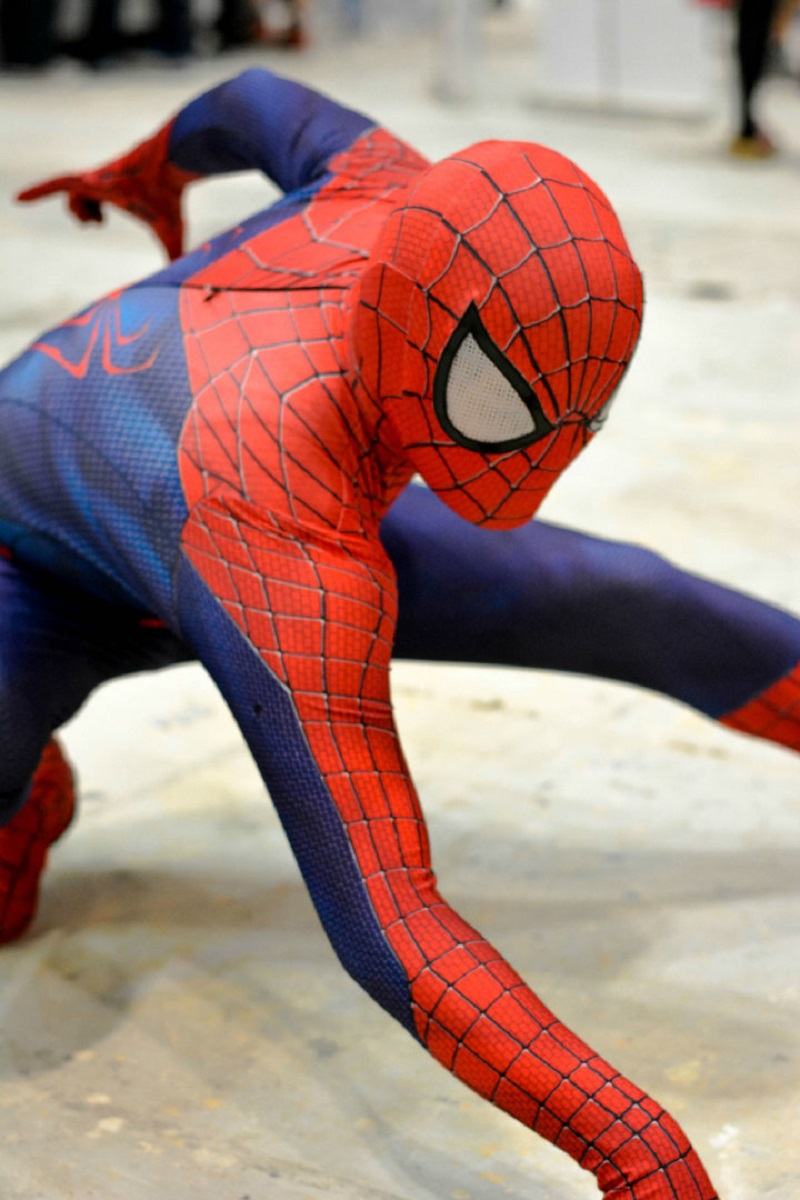 This child's Spiderman costume features the iconic blue and red Spider-Man Homecoming Avengers Infinity War Cosplay Costume | Iron Spiderman Suit Bodysuit Zentaisuit Lycra Fabric. by CosplayLife. $ - $ $ 60 $ 74 99 Prime. FREE Shipping on eligible orders. Some sizes/colors are Prime eligible.