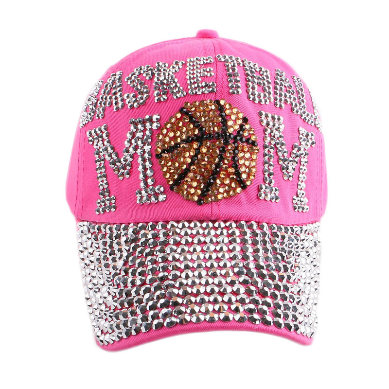 Basketball Mom Adult Custom Cowboy Hat Casquette Adjustable Baseball Cap