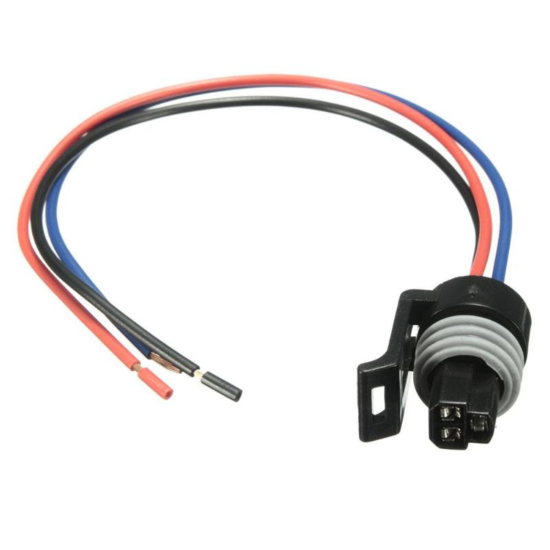 1Pcs 30 x 25 x 25mm ICP/EBP Sensor Repair Harness Plug for Ford Diesel Powerstroke 5C3Z12224A Automobiles Temperature Sensors