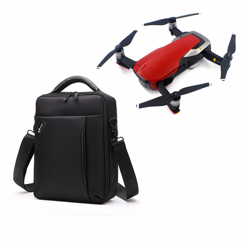 DJI Mavic Air Drone Bag Carry Case For Drone Body Battery Controller Charger Cables Mavic Air Case Bag Accessories