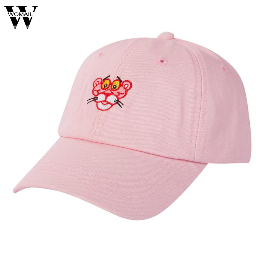 2017 Womens Sports Baseball Cap Snapback Golf ball Hip-Hop Hat