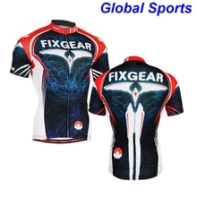 2017 fashional superhero cycling jerseys mens craft cycling clothing anti moisture summer biker wear