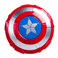 27cm Captain America Shield toys with light sound for kid 2016 New  Captain America 3 Civil War Cosplay weapon Gift party supply