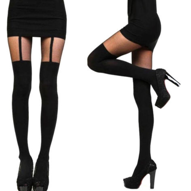 c2235f1d805 Fashion Women Sexy Stocking Korean Style Thigh High Stocking The New Socks  Knee Socks Pantyhose Stockings