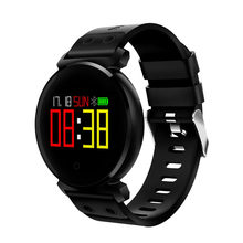 Raaavi K2 Smart Watch Waterproof Heart Rate Blood Pressure Blood Oxygen Monitor Fitness Bracelet Watch Men Women Connect APP(China)