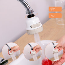 Lmetjma filtro de água doméstico, reforço de cabeça de torneira universal móvel para cozinha, bico de filtro de água, economia de água kc0114