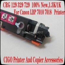 Для Canon CRG-129 CRG-329 CRG-729 CRG129 CRG329 CRG729 тонер-картридж для Canon LBP-7010C LBP-7018C LBP 7010 7018 Заправка тонер