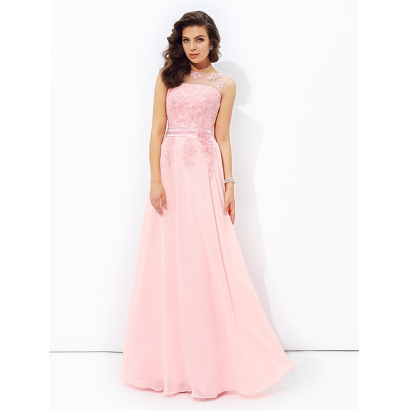 Popular Pink Prom Dresses-Buy Cheap Pink Prom Dresses lots from ...