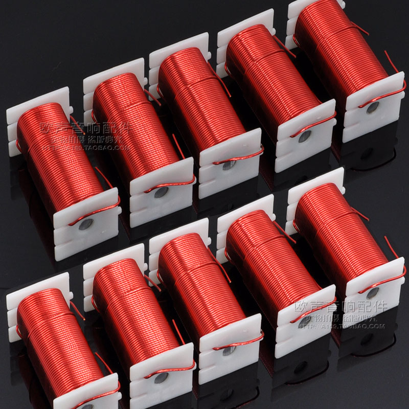 1.2mm Noyau De Fer Induction De Silicium Tôle D'acier, Core Bobine De Cuivre, 4N D'oxygène Livraison Cuivre Inductance, personnalisé Diviseur de Fréquence