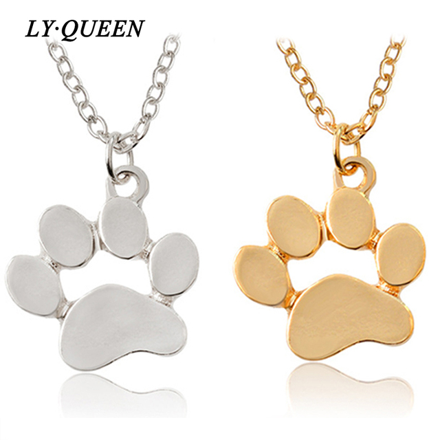 Simple cute dog claw cat neck necklace temperament female clavicle simple cute dog claw cat neck necklace temperament female clavicle chain sisters pendants birthday present aloadofball Choice Image