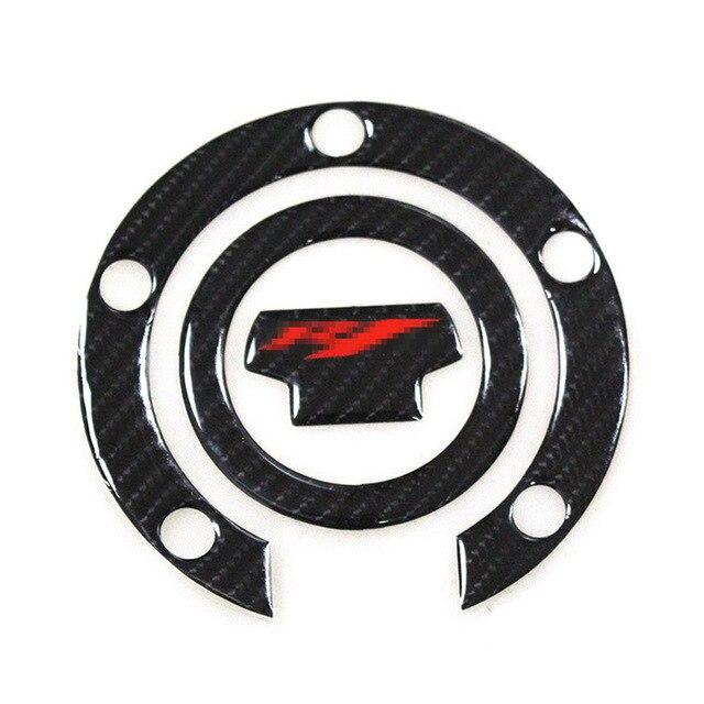 $ 14.44 New 3D Carbon Fiber Gas Cap Tank Cover Pad Sticker For YAMAHA YZF-R1