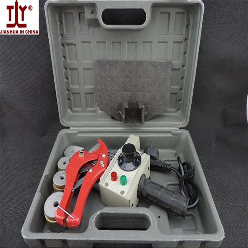 La saldatrice del tubo di plastica della saldatrice del controllo di - Attrezzatura per saldare - Fotografia 5
