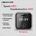 HBNKN H-R300 Mini MP3 Player 8GB mp3 wav recorder fm radio hifi music 30 hours play free shipping