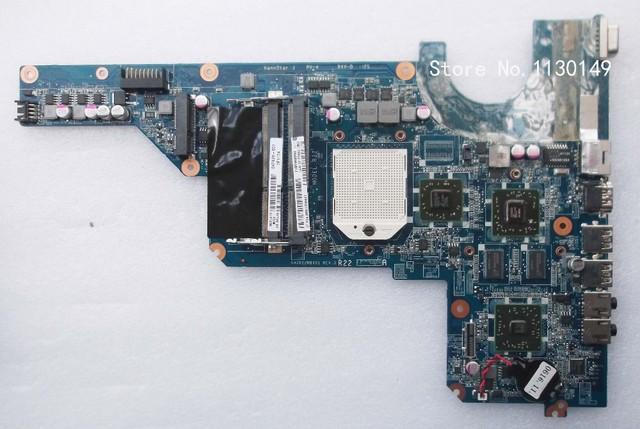 638854-001 el envío libre para hp g4 g6 g7 647626-001 da0r22mb6d1 motherboard 100% pasó la prueba!!!
