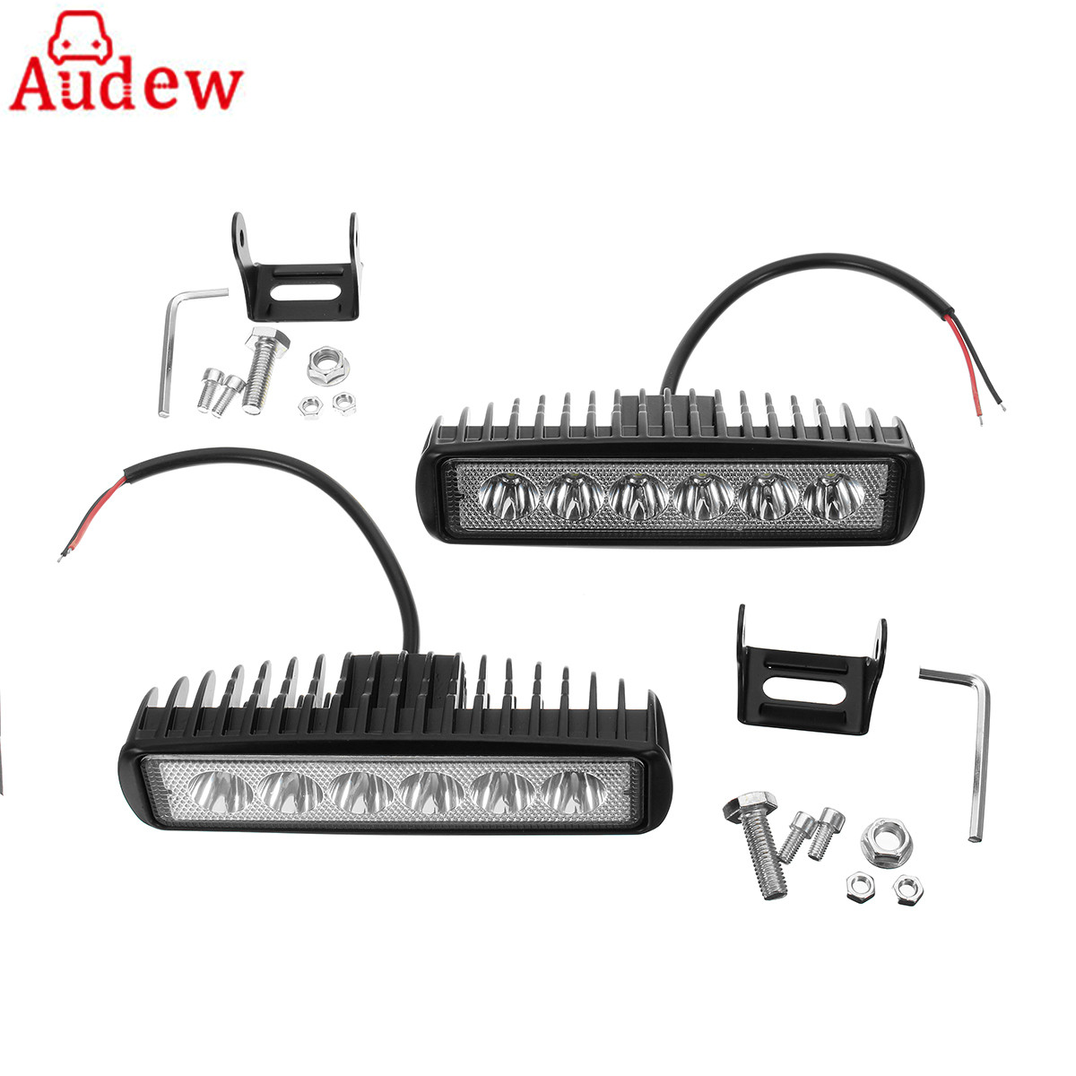 Aliexpress Buy 2pcs 18w Drl Led Automobile Day Light