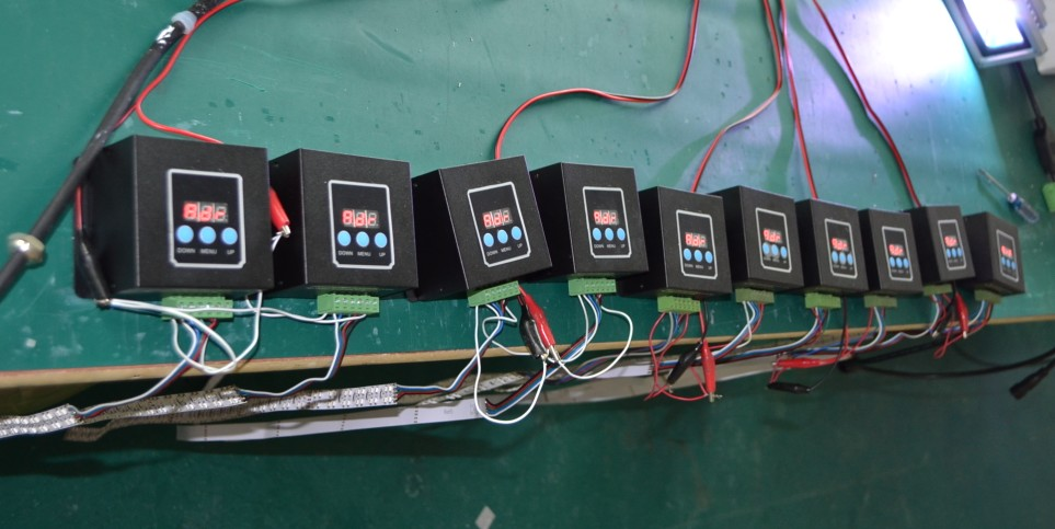 12-24VDC DMX512 LED DMX Decoder Controller, können mit Sunlite durch Computer Betrieb