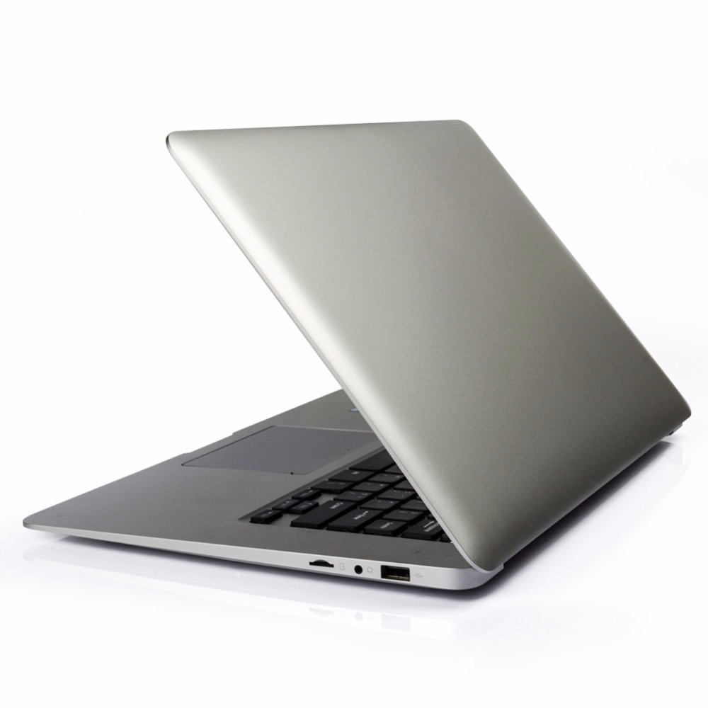 Office Laptop Computer with Intel Atom X5-Z8300 1.44Ghz Quad Core 4GB RAM & 64GB SSD 8 Hours Lasting 10000mAh Battery