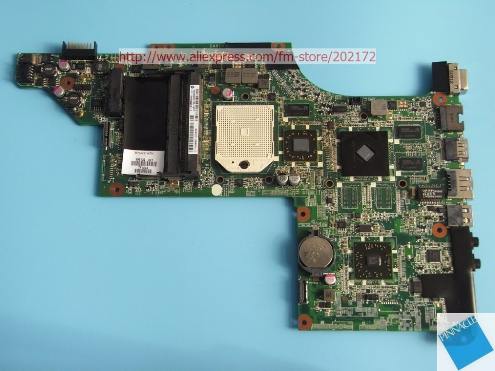 595133-001 Motherboard For HP Pavilion DV6-3000  DA0LX8MB6D1 31LX8MB0020