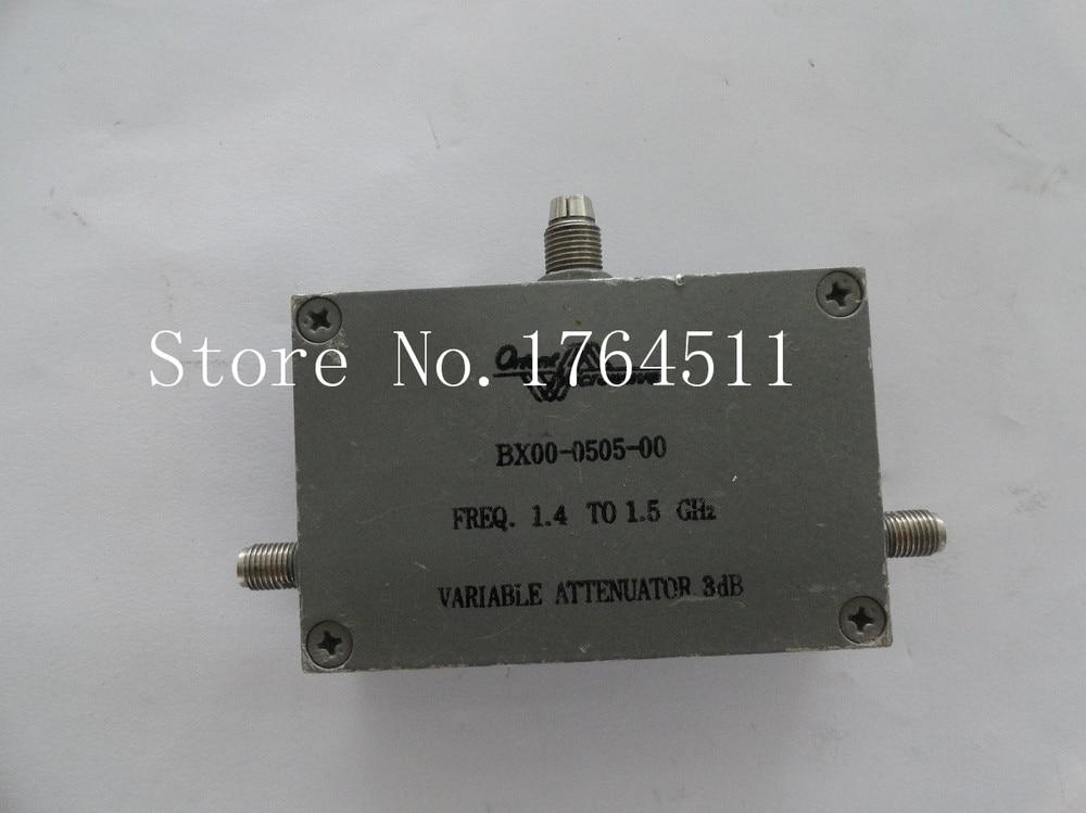[BELLA] Adjustable Variable Attenuator M/A-COM BX00-0505-00 1.4-1.5GHz 3dB Extension