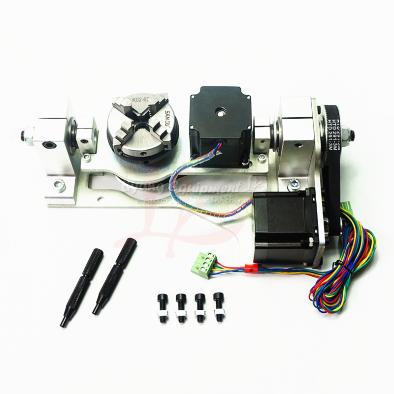 5 axes bricolage Mini CNC machine de gravure 3040 CNC routeur pour le métal - 4