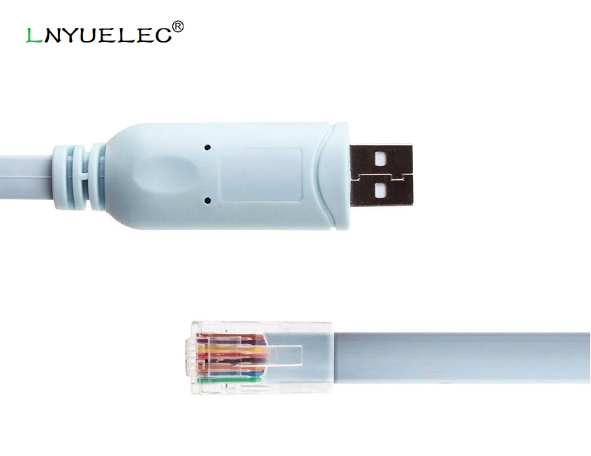 VX6 and VX7 REPL USB ETHERNET Combo Cable D15 to RJ45 for VX5 HONEYWELL NCNR