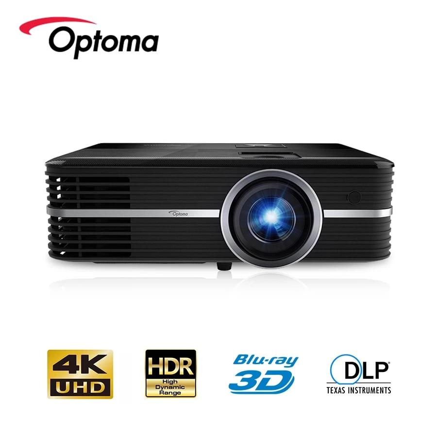 Optoma UHD20 20K Projektor Blu ray 20D UHD HDR DLP, 208200x20 Auflösung,  20000 lumen, LED HDMI USB Beamer für Heimkino
