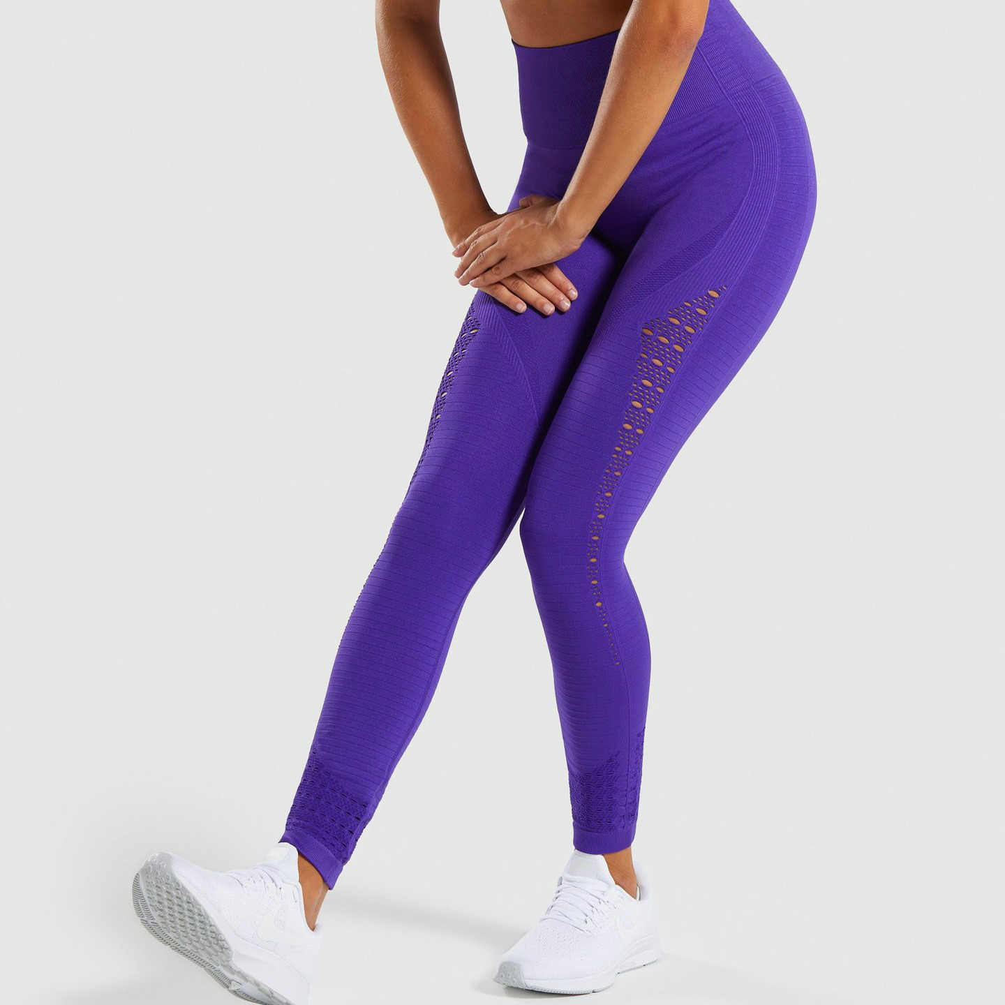 691158a158c70 ... Women New Energy Seamless Leggings High Waist Women Yoga Pants Booty  Leggings Super Stretchy Gym Tights ...