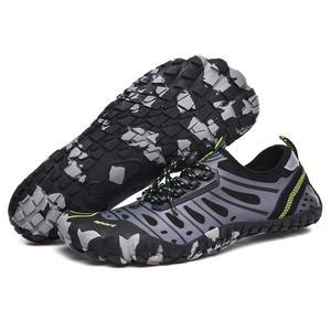 Image 5 - حذاء رجالي للشاطئ بخمس أصابع ، حذاء سباحة خارجي سريع الجفاف ، حذاء ماء للنساء ، حذاء منبع