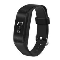0.91 Inch OLED Display Smart Intelligent Bluetooth Waterproof Heart Rate Monitor Sleep Fitness Sport Management Bracelet