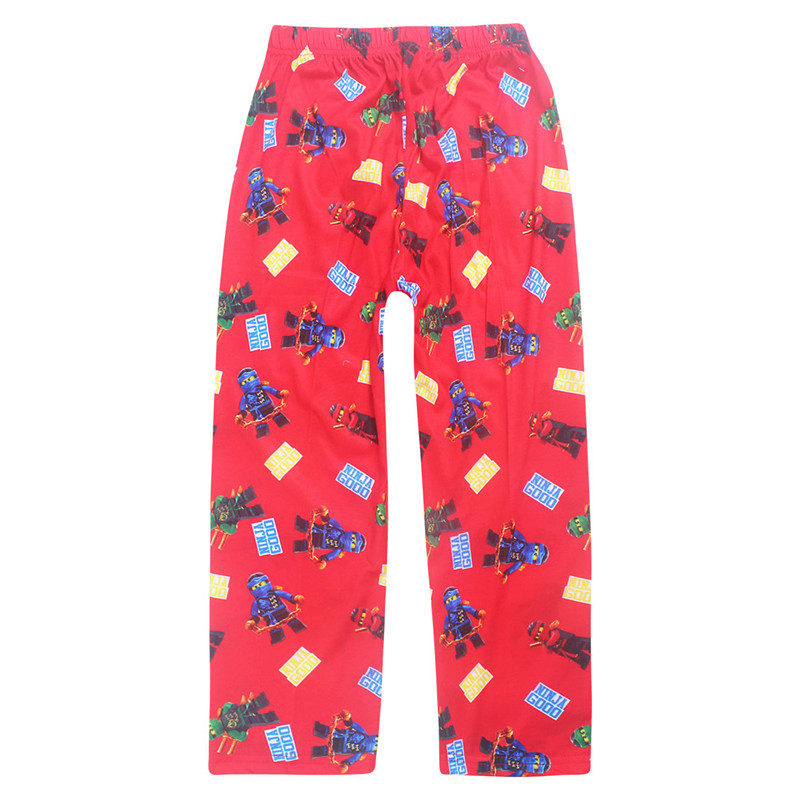 2018 New Kids Girls Ninjago Princess Pyjamas Sets Childrens Pajama Infantil Sleepwear Home Clothing Baby boys Spiderman clothes