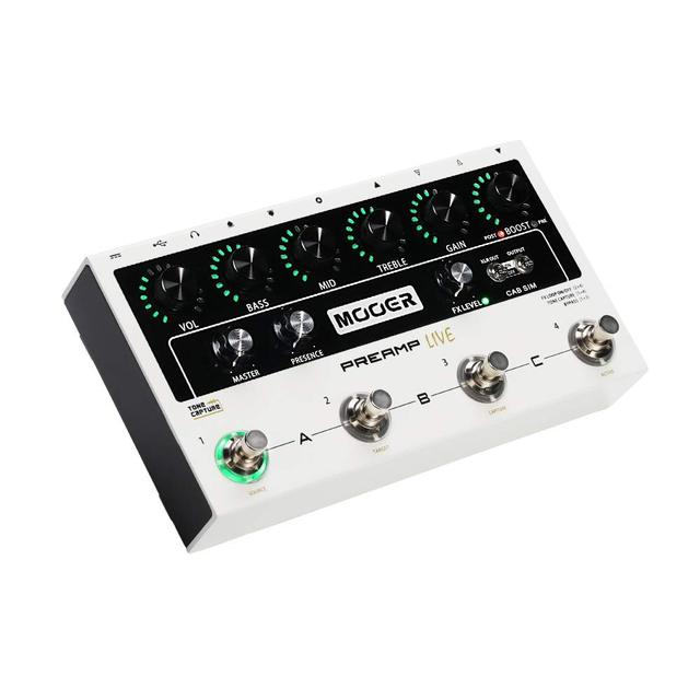 Mooer Preamp Live 2