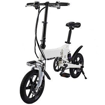 мини велосипедные сиденья | FIIDO D1 Мини Алюминиевый сплав Смарт Складной электровелосипед велосипед мопед велосипед ЕС вилка